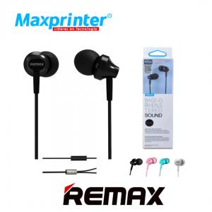 Auriculares estéreo internos remax