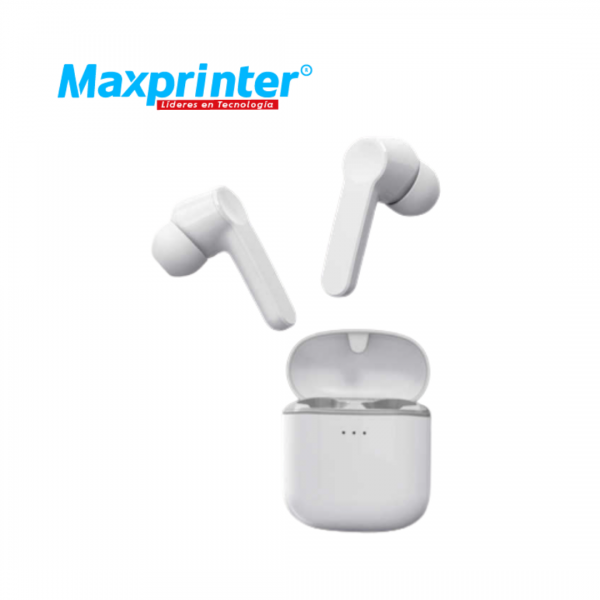 audifono smart con diseño tactil