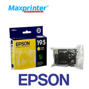 Tinta Eposn T0195420 Yellow