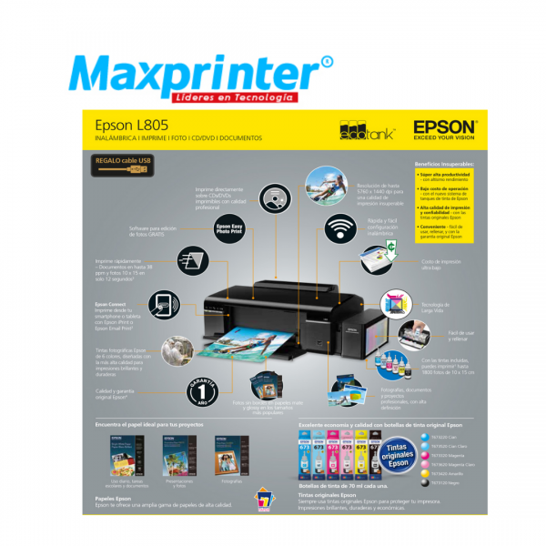 impresora full hd