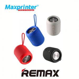 Parlante Remax Posee Bluetooth V4.2 el cual resiste a una transmisión de audio de baja distorsión en una conexión estable
