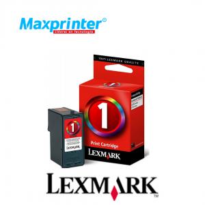Compustible a color para impresora lexmark