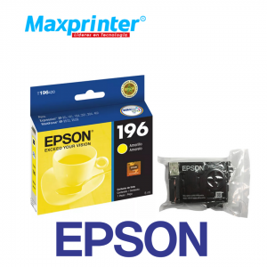Cartucho Epson Yellow Para Impresoras Epson XP 401