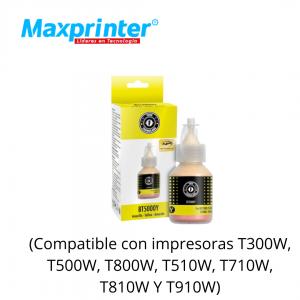 Tinta formuala yellow para probther