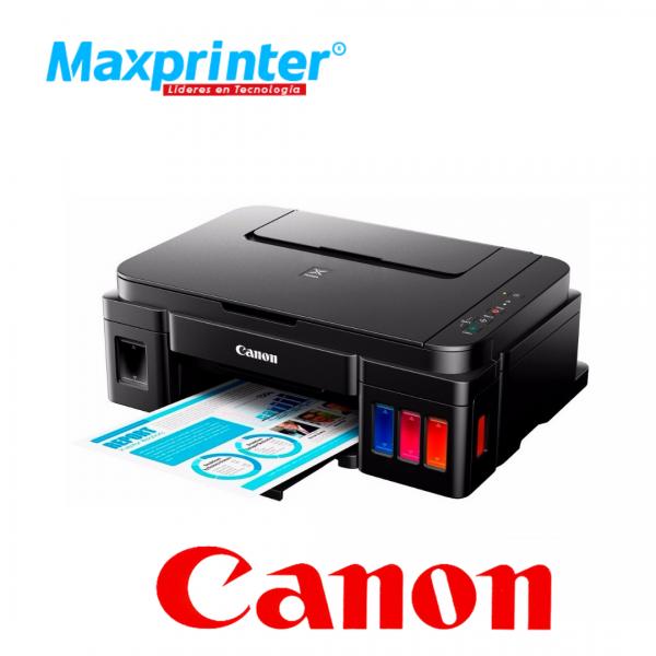 Impresora canon de inyeccion de tinta