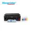 impresora canon de llenado de tintas
