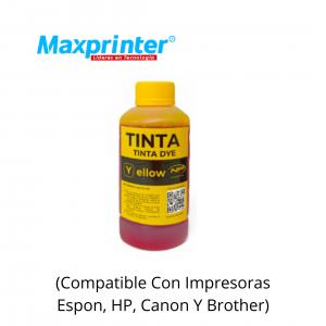 Tinta cmpatible con canon