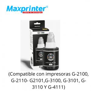 Tinta formulada marca newprint