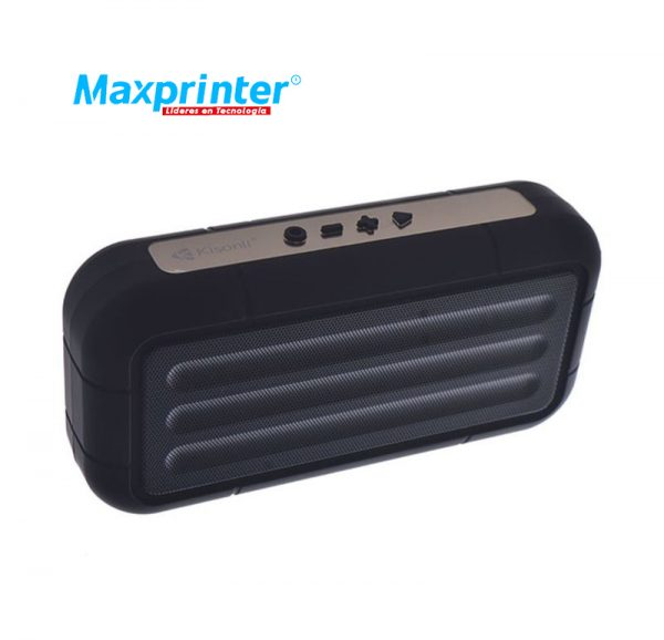 venta de Parlante Bluetooth Kisonli Ref. S3 en bucaramanga